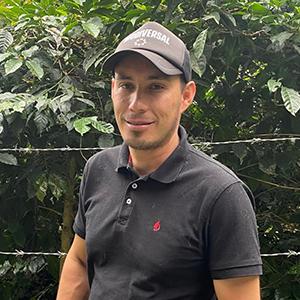 Juan Carlos Bernal Director de optimización de procesos