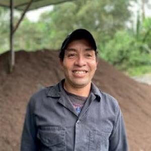 Alexander Martínez Administrador Finca Piloto