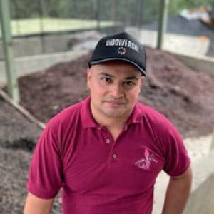 Edwin Rivera Coordinador de procesos de valor agregado
