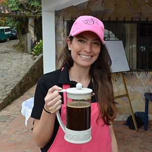 Elisa María Madriñan Directora estrategia de marca y comunicación
